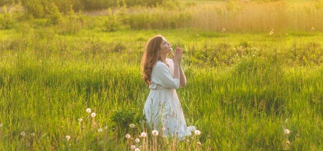 La revitalización de un instante de oración